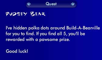 Pudsey Quest Quest10