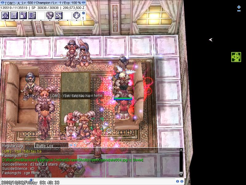 • Screen Shots of the server • Screen15