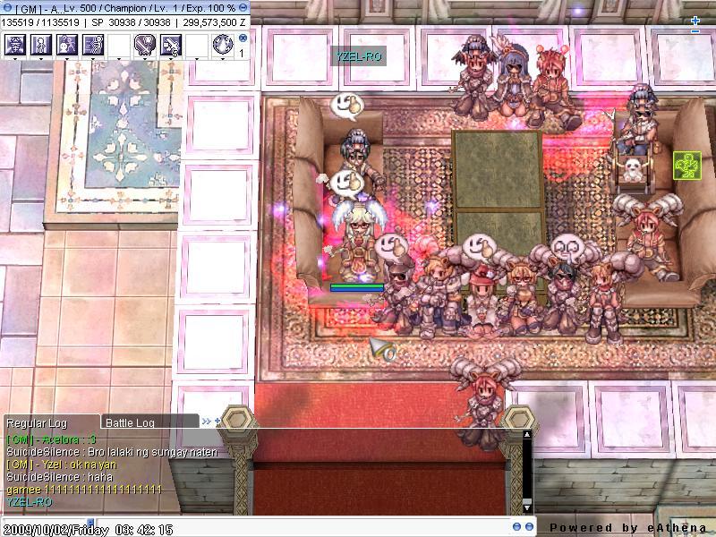 • Screen Shots of the server • Screen16