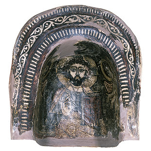 Apse with Portrait of the Lord Jesus Christ 20007710