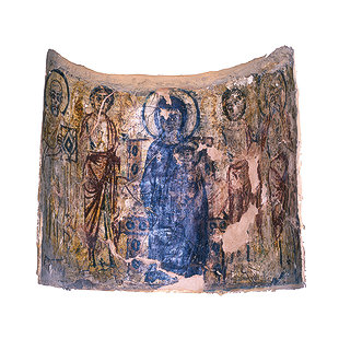 Apse, or Father's Bosom, with Holy Virgin 20007711