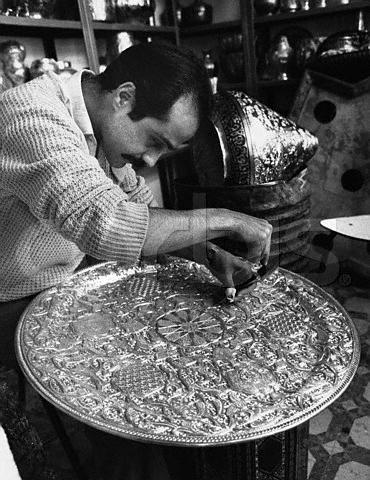 حرفة النحاس في الجزائر.......من تقاليدنا Per10