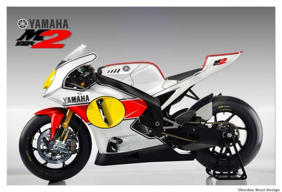 Oberdan Bezzi Design Yamaha10