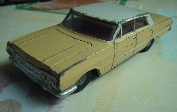 Dinky Toys Hong Kong Impala10