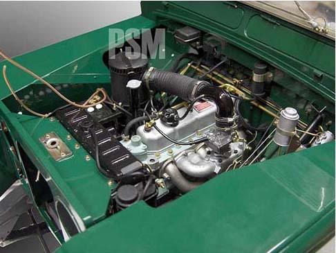 Fertig-Modell Land Rover 88'' SIIA 1964 Lr_210