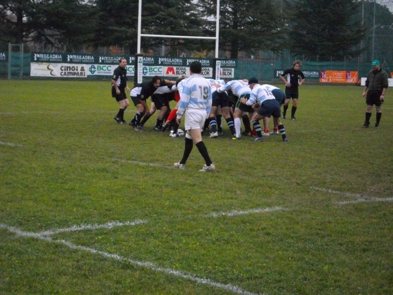 RUGBY MONDIALE - GLI SPRINGBOCKS A UDINE Rugby_11