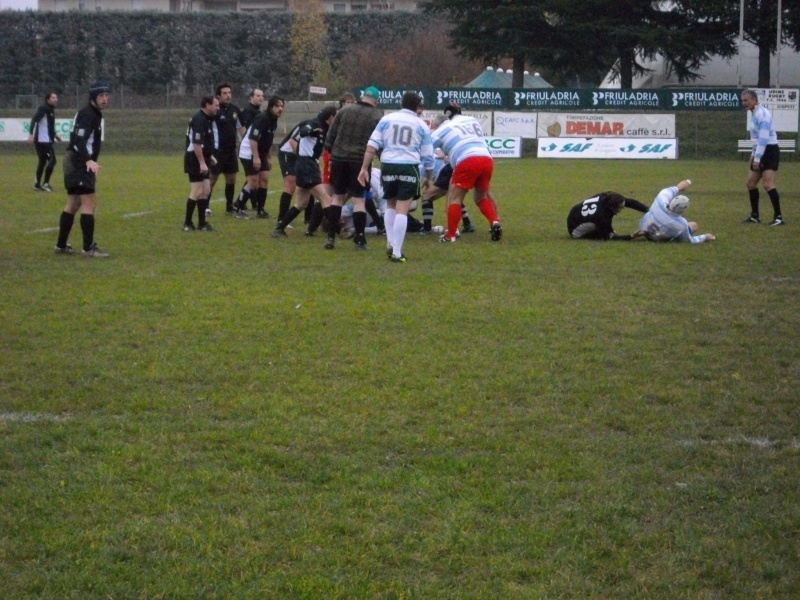 RUGBY MONDIALE - GLI SPRINGBOCKS A UDINE Rugby_12