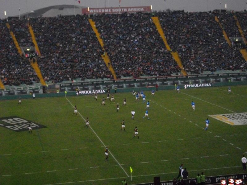 RUGBY MONDIALE - GLI SPRINGBOCKS A UDINE Rugby_17
