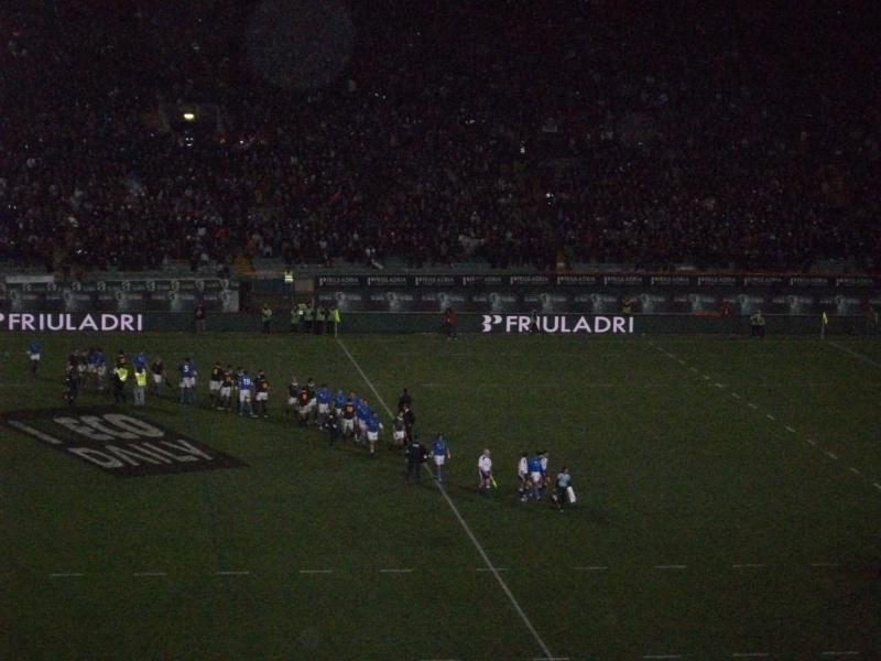 RUGBY MONDIALE - GLI SPRINGBOCKS A UDINE Rugby_18