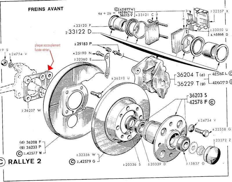 montage freins à disques Train_10