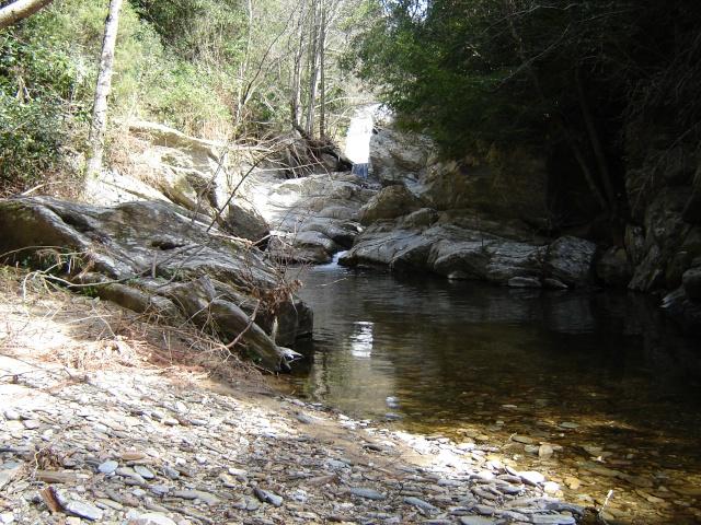 Photos de ruisseaux Cèvenols. Peche_13