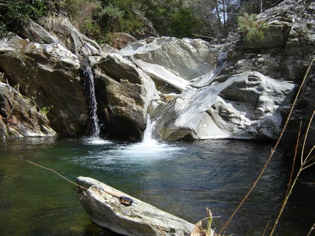 Photos de ruisseaux Cèvenols. Peche_14