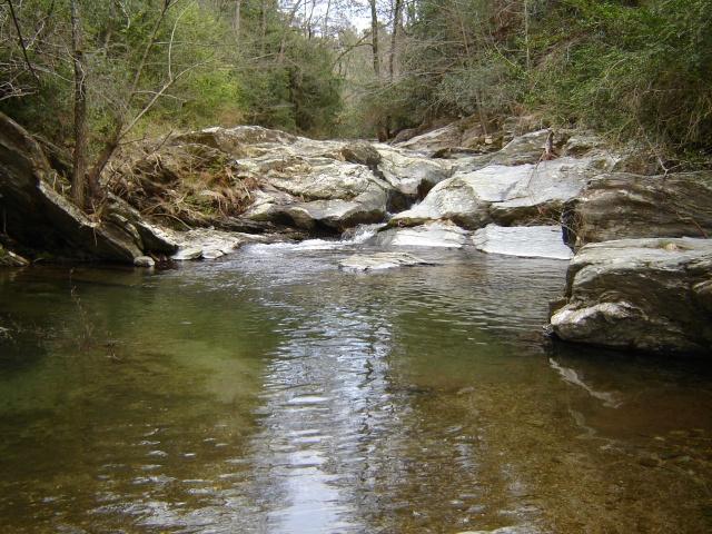 Photos de ruisseaux Cèvenols. Peche_16