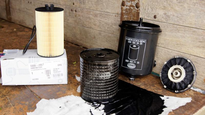 Réf filtre à huile 421 Filtre10