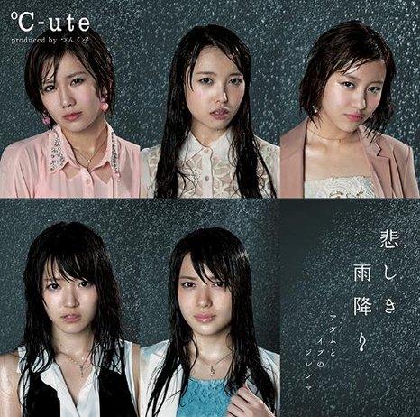 22 ème single: Kanashiki Amefuri / Adam to Eve no Dilemma Limted10
