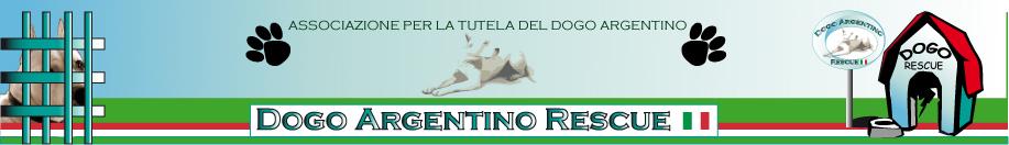 Associazione Dogo Argentino Rescue Italia