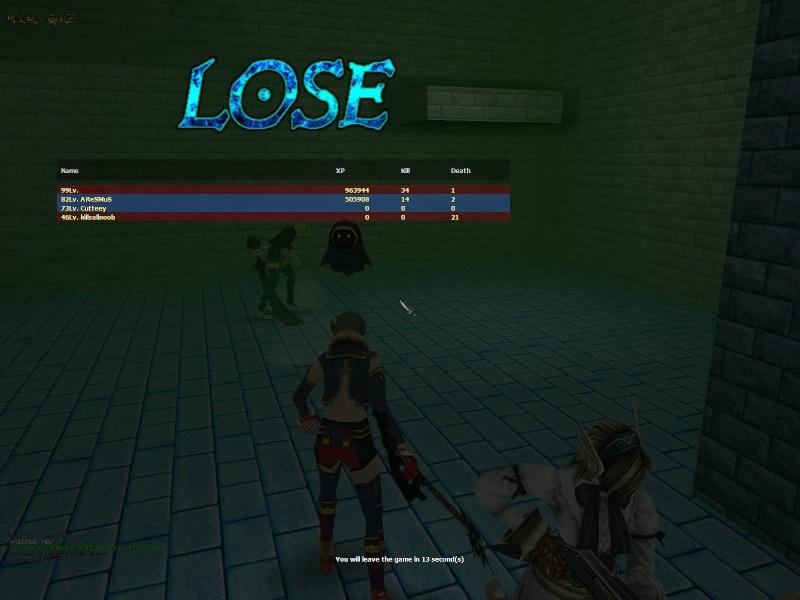 this day scores >.< Gunz0010
