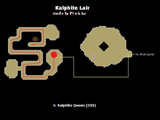 Total guide to kalphite queen Map_fo10
