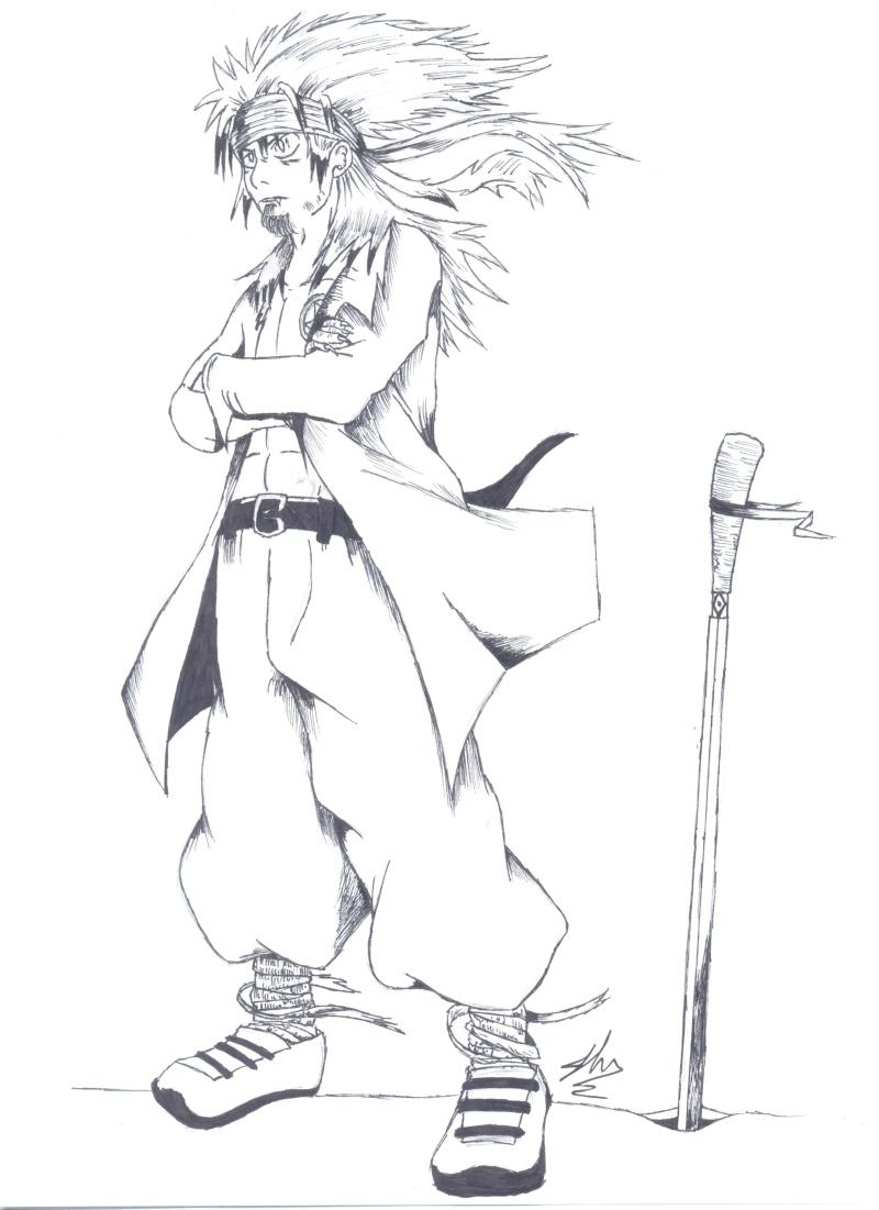 Uchigawa Akuma [New Drawing] Random13