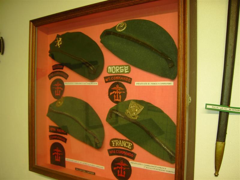Les Commandos Belges et la forteresse Escaut Baretv11