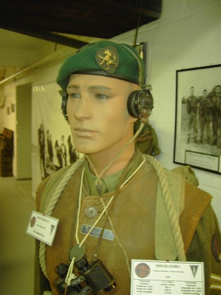 Les Commandos Belges et la forteresse Escaut Beretv10