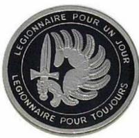 Code d'honneur du légionnaire Coin-310