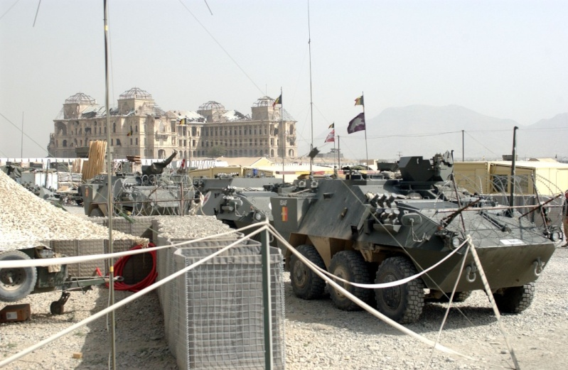 Les Paras-Commandos Belges en Afghanistan Index212
