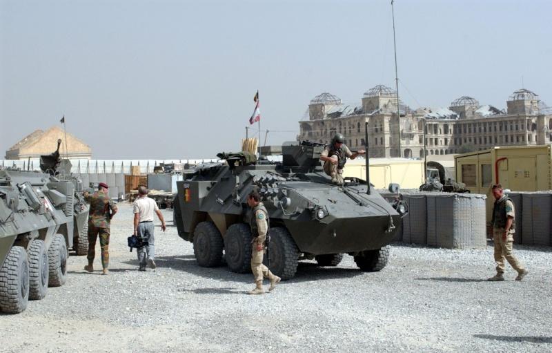 Les Paras-Commandos Belges en Afghanistan Index213