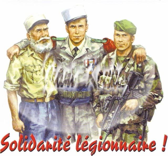 Code d'honneur du légionnaire Legion10