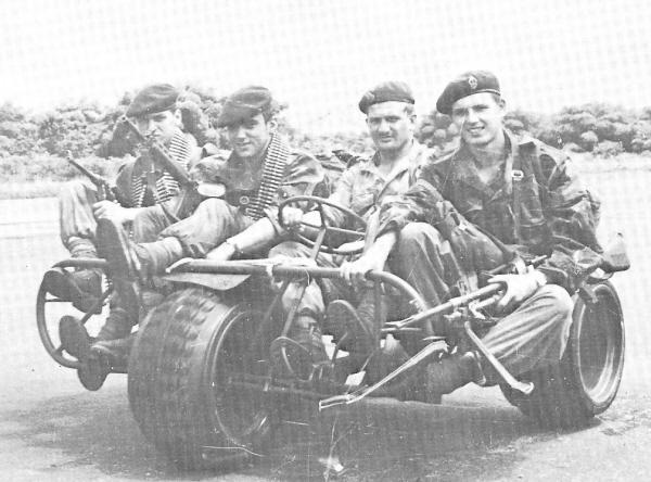 Les Paras-Commandos Belges Paraas10