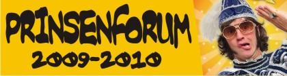 PRINSENFORUM 2009-2010