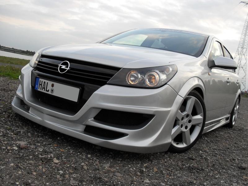 Johey New Opel Astra H Sdc10717