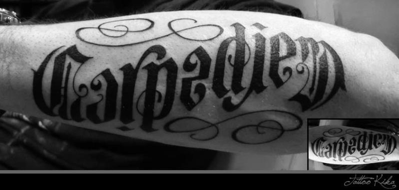 Passion : tatouage Carped10