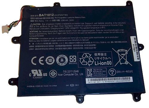 Acer Iconia TAB A200 Battery BAT-1012 DR-A200 A28