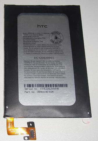 HTC Butterfly X920e/X920d Battery BL83100 PA-X089 A30