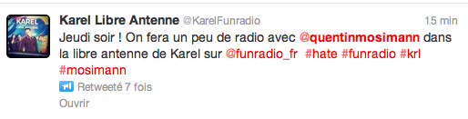 [23/5/13] Fun Radio - Libre Antenne Captu365