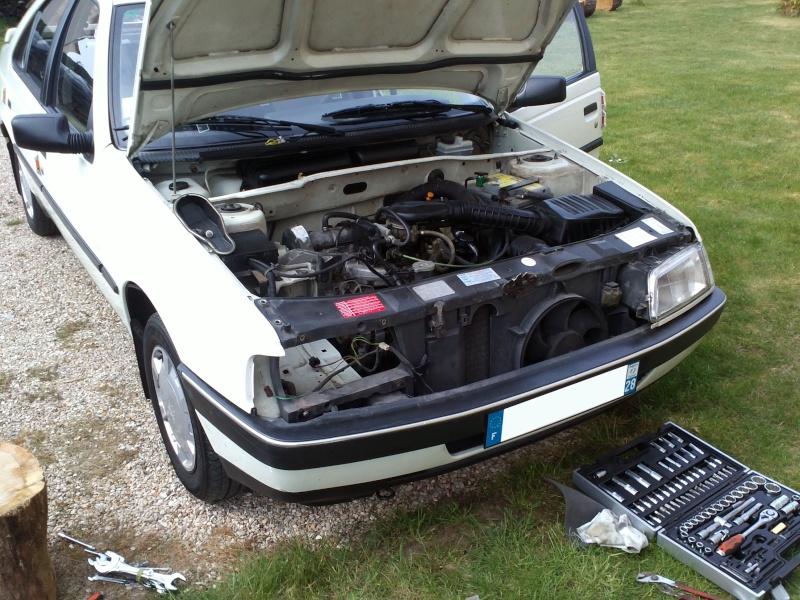 [GL + Husky-28] Peugeot 405 GL et Husky et autre discussion - Page 3 Img26410