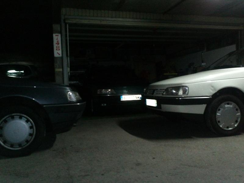 [GL + Husky-28] Peugeot 405 GL et Husky et autre discussion - Page 5 Img27910