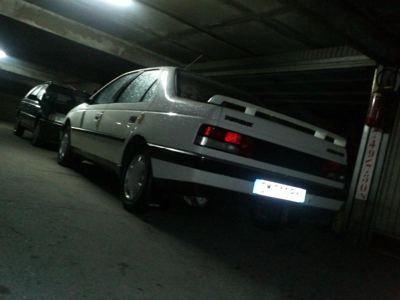 [GL + Husky-28] Peugeot 405 GL et Husky et autre discussion - Page 5 Img28510