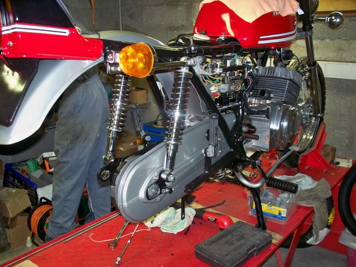 Nouvelle restauration d'une 350 Motoconfort 100_5815