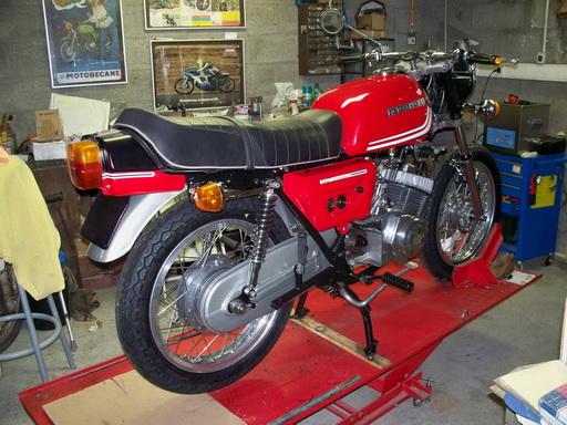 Nouvelle restauration d'une 350 Motoconfort - Page 2 100_5816