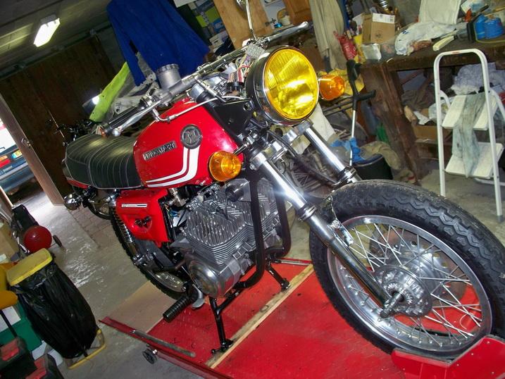 Nouvelle restauration d'une 350 Motoconfort - Page 2 100_5817