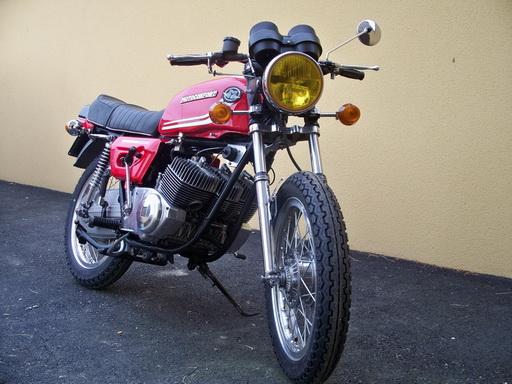 Nouvelle restauration d'une 350 Motoconfort - Page 2 100_5823