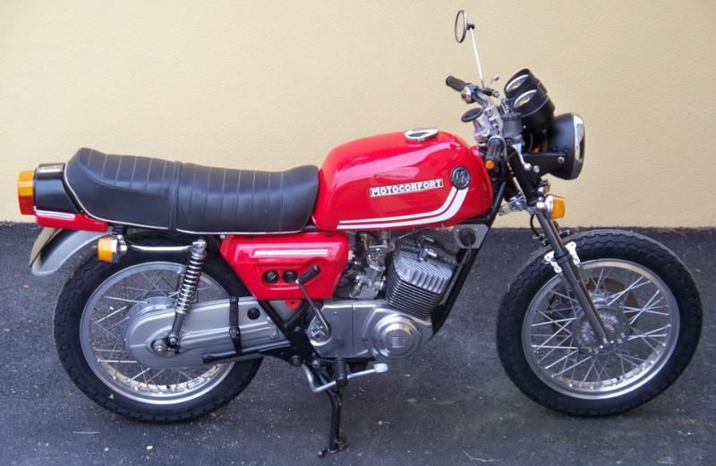 Nouvelle restauration d'une 350 Motoconfort - Page 2 100_5824