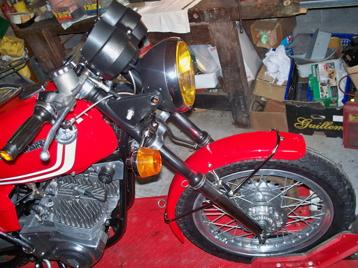 Nouvelle restauration d'une 350 Motoconfort - Page 2 100_5825