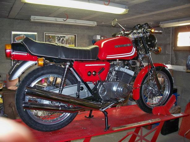 Nouvelle restauration d'une 350 Motoconfort - Page 2 100_5828