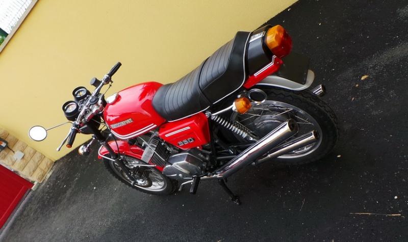 Nouvelle restauration d'une 350 Motoconfort - Page 2 20130512