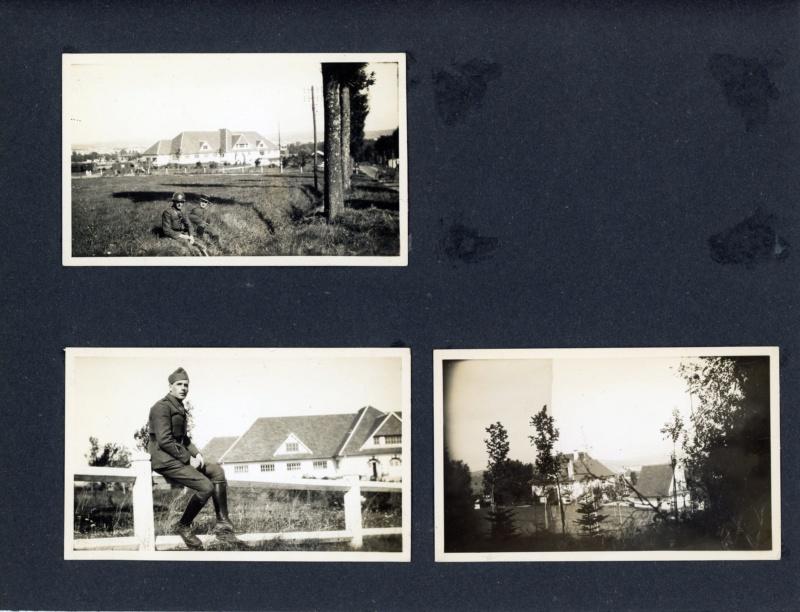 Petit lot de photos d'un gendarme de la 4° légion de gendarmerie 1940-42 ESC - SEPT 2 Vendu 5legio12
