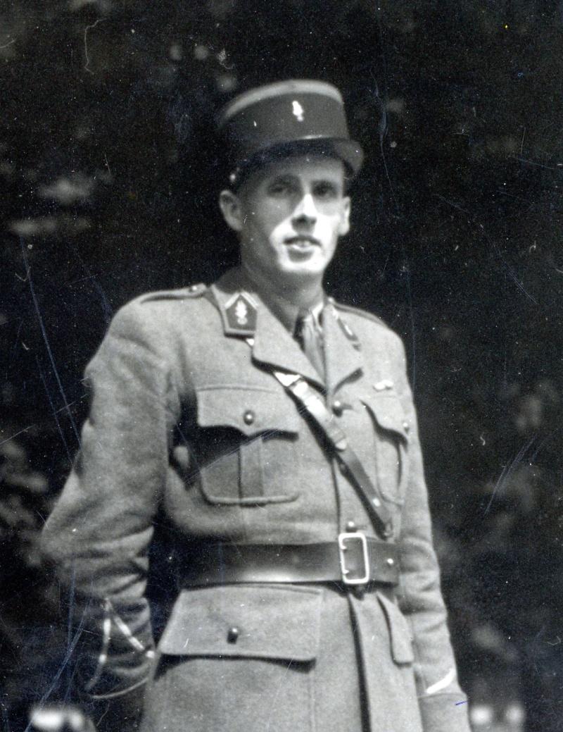 Petit lot de photos d'un gendarme de la 4° légion de gendarmerie 1940-42 ESC - SEPT 2 Vendu 5legio13