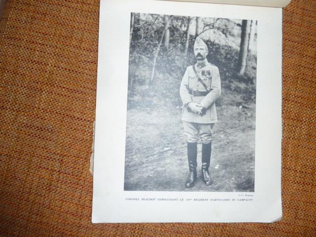 Livret Photographique 244 RAC 1er Groupe 14/18  P1100837